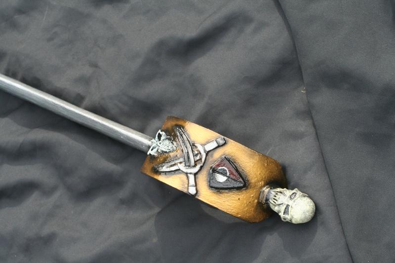 Custom Pirates Cutlass